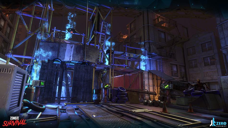 Zombie Survival Virtual Reality Tulsa - OK