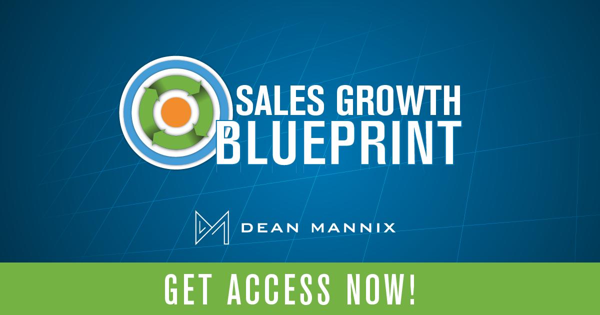 Sales growth blueprint dean mannix malvernweather Choice Image