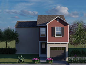 Plan 3 - Farmhouse